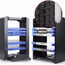 Для PS4 SLIM PRO XboxONE игровой диск башня вертикальная подставка для PS4 DualShock контроллер зарядная док-станция для playstation 4 PRO Slim