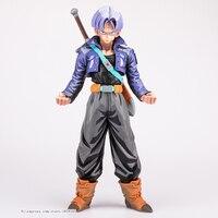 Anime Dragon Ball Z Future Trunks Figurine dragonball Manga Color PVC Collection Model Action Figure Toys 25cm