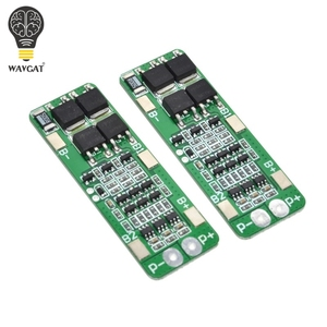 3S 20A Li-ion Lithium Battery 18650 Charger PCB BMS Protection Board 12.6V Cell 59x20x3.4mm Module(China)