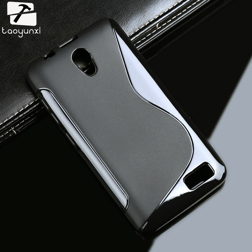 sports shoes b4db2 35538 US $1.55 30% OFF|TAOYUNXI Soft TPU Case For Lenovo A319 Cases Silicone  Black Sline Cover For Lenovo A 319 Covers Skin Flexible Back Coque  Fundas-in ...