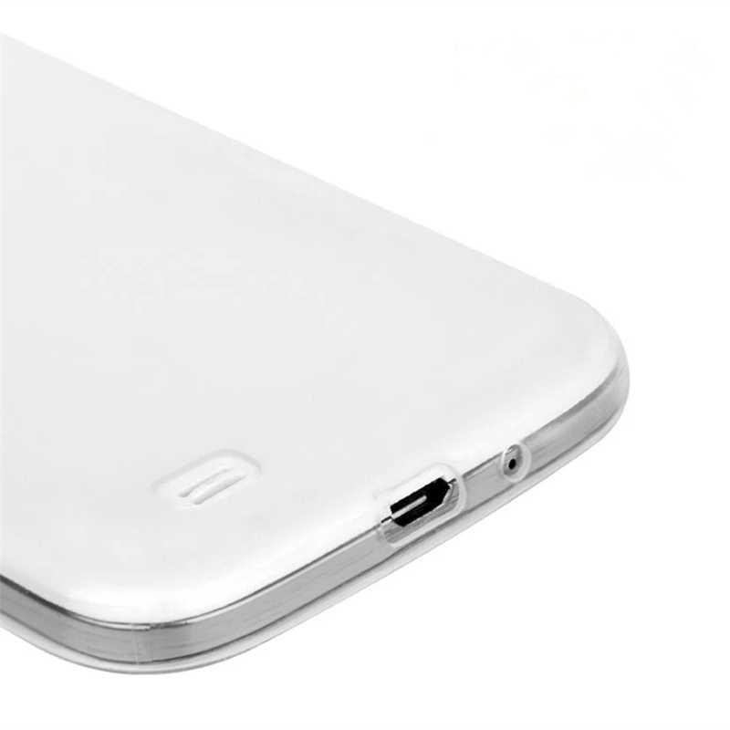 Trong suốt Mềm TPU Điện Thoại Case Cho Samsung Galaxy S và Lưu Ý 3 4 5 6 7 8 Slim Pha Lê Rõ Ràng TPU Trường Hợp Trên Galaxy Đại G530 G850