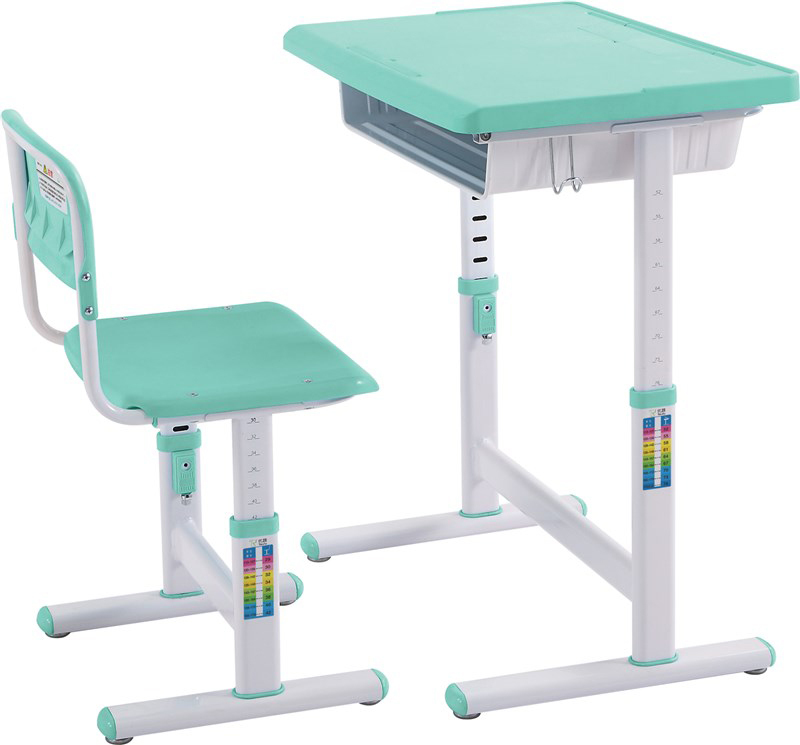 ... Ergonomic Adjustable Kids Study Desk/ABS Plastic Study Table For  Children Study Reading Writing Painting ...