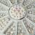 24 Rueda 3 Tamaños Glitter 3D Uñas de Arte Consejo Decoración Rhinestone DIY Manicura