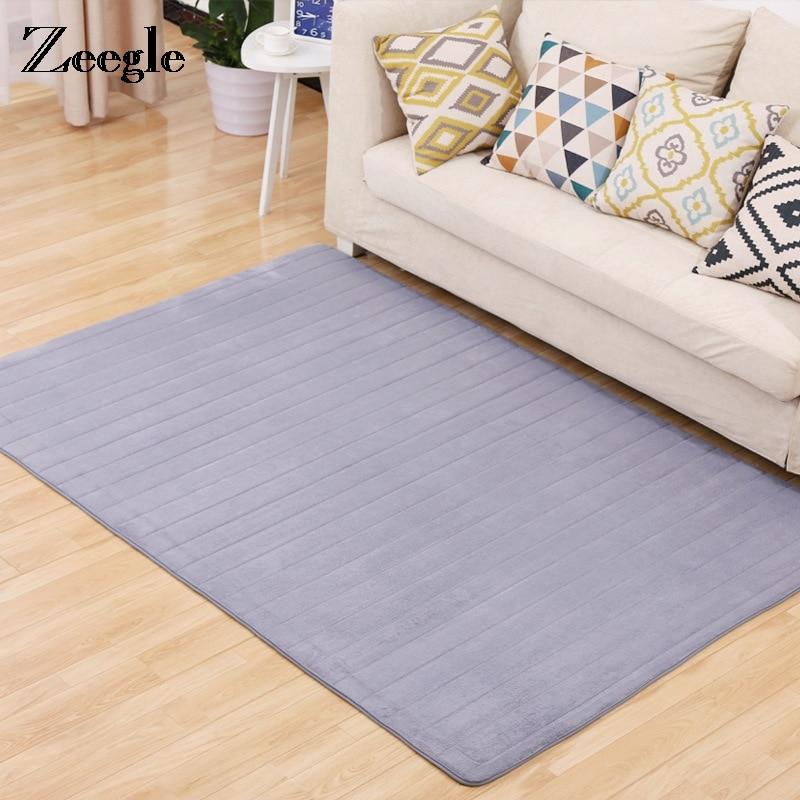 Zeegle Boden Matte Memory Foam Teppich Moderne Bereich Teppich