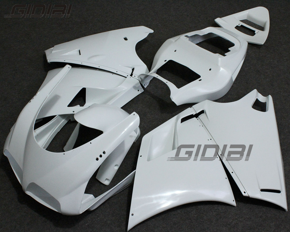 Unpainted ABS Injection Bodywork Fairing Kit Plastic For DUCATI 996/ 748/ 916/ 998 1993 2005 94 95 96 97 98 99 00 +4 Gift