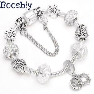 Boosbiy European Style Silver