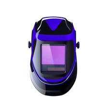DEKO Super Solar Auto Darkening MIG MMA Electric Welding Mask Welding Helmet Welder Cap Welding Lens for Welding Machine