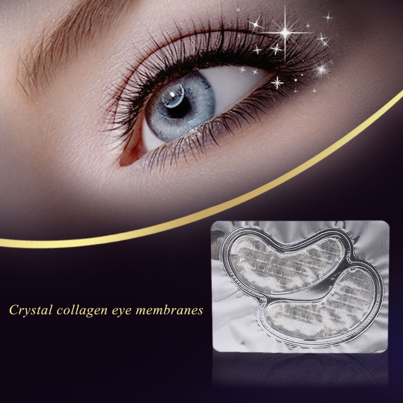 Anti Wrinkle Dark Circle Gel Collagen Under Eye Patches ...