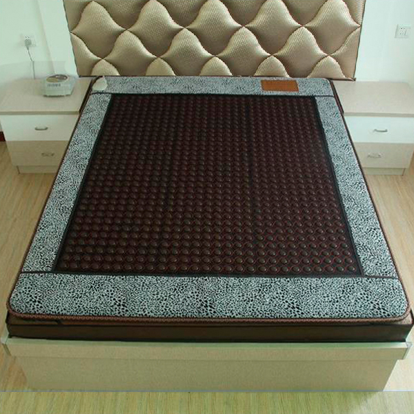 2016 Best Selling Korea Jade Mattress Heating Massage Korea Tourmaline Mattress 1.2*1.9M Free Shipping hot sale mattress electric heating jade massager mattress 2016 best selling tourmaline jade mattress for sale