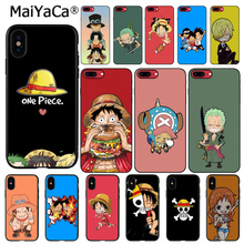MaiYaCa Super cute cartoon sea thief king Luxury Unique Design Phone Cover for Apple iPhone 8 7 6 6S Plus 5 5S SE XR X XS MAX