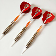 3PCS five-color professional darts 18g soft electronic skills indoor game