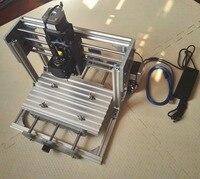 Cnc 2417 2500mw DIY Laser CNC Engraving Machine Mini PcbPvc Milling Machine Metal Wood CNC Router