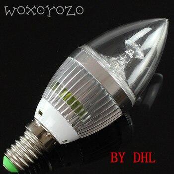 BY DHL LED Candelabra Bulb candle light E14 E27 9W 12W 15W Warm /Nature/ Cool White Bulb Lamp Dimmable 110V220V Led bulb lamp фото