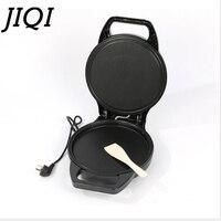 JIQI Electric Pizza Baking Pan Multifunction Crepe Maker Skillet Pancake Machine Grill Double Side Cooking Steak Frying Griddle