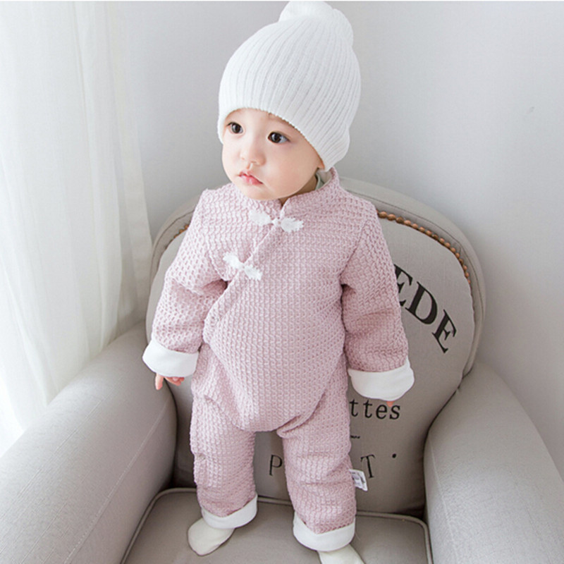 2016 Autumn/Winter Newborn Baby Boy girl Rompers Leisure Body Suit Clothing Toddler Jumpsuit child Brand Clothes Chirstmas coat newborn baby boy rompers autumn winter rabbit long sleeve boy clothes jumpsuits baby girl romper toddler overalls clothing