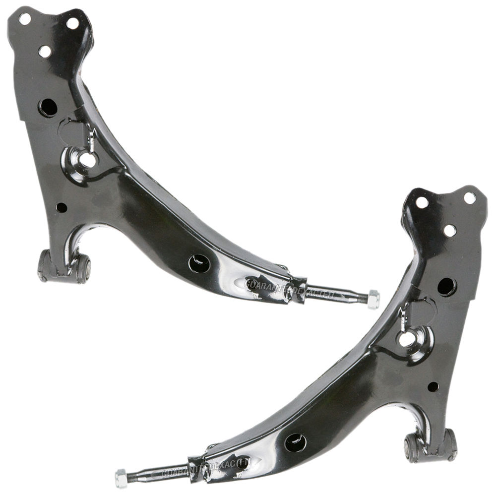 Pair Brand New Left & Right Front Lower Control Arm Kit For Toyota Corolla 48068-12130