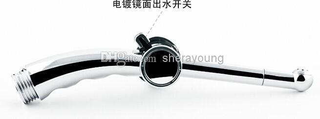 Plastic Washroom Bidet Faucet Mini Faucet Head for Anus Penis ...