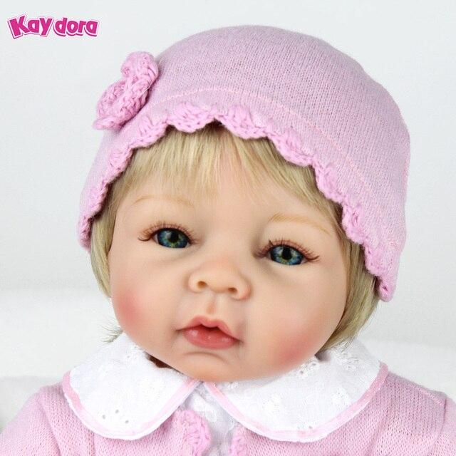 White Dora With Blonde Hair