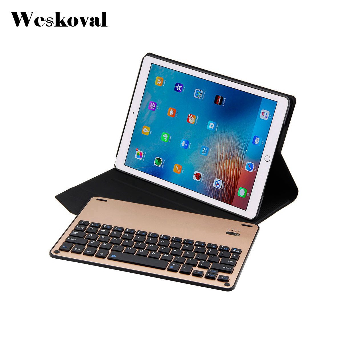 For iPad Pro 10.5 inch Wireless Bluetooth Keyboard Case For iPad Pro 10.5'' Tablet Flip Leather Stand Cover Capa Fundas+Stylus cover for ipad pro 9 7 inch sleep wake case pu leather flip stand wireless bluetooth keyboard screen protector film stylus pen