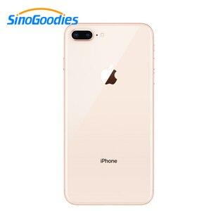 Image 5 - Unlocked Apple iphone 8 artı Smartphone iOS 3GB RAM 64 256GB ROM 5.5 inç 12MP parmak izi 2691mAh LTE cep telefonu