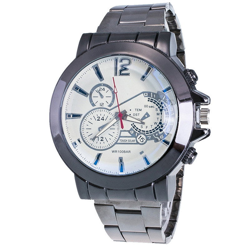 2017 New Arrival Watch Men Fashion Men Motion Form Stainless Steel Sport Quartz Hour Wrist Analog Watch relogio masculino mens watches women watch hot sale delicate casual noble men motion form stainless steel sport quartz hour wrist analog watch 4