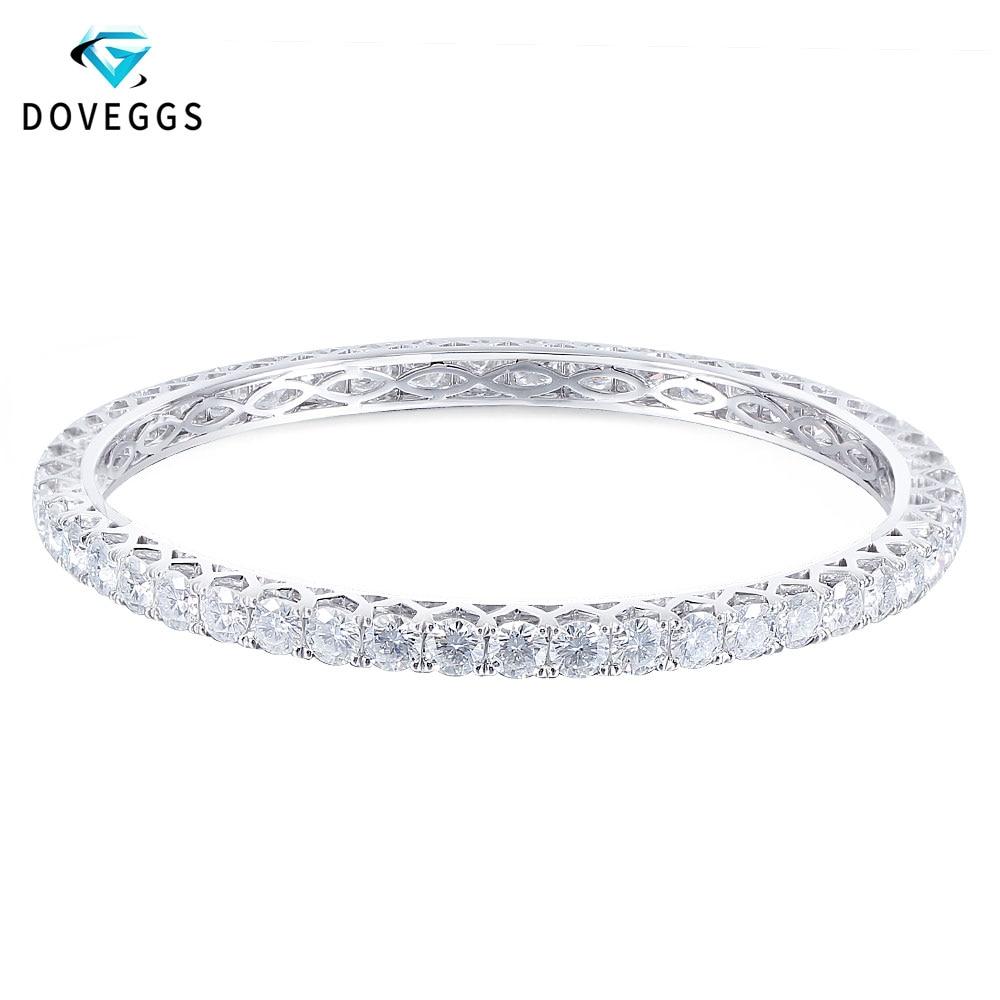 moissanite bangle wedding Bracelet 3