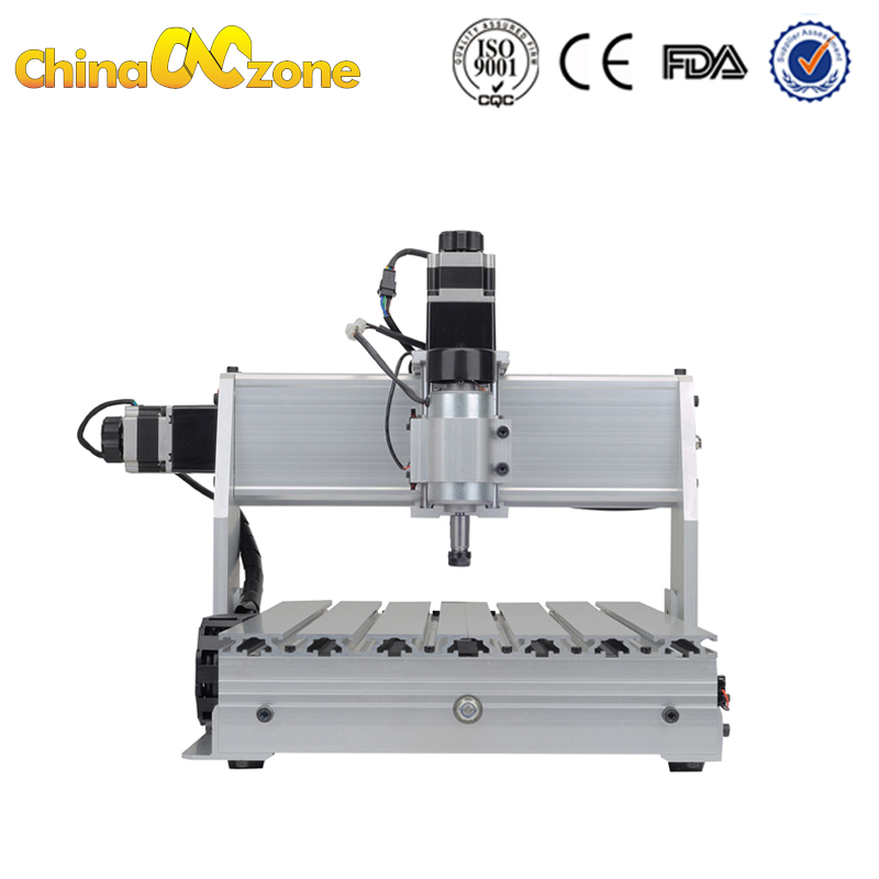 CNC 3040z USB 4axis CNC 3040 500W Router Wood Engraver Ball Screw Cutting Milling Drilling Engraving Machine Mini Manufacturer-in Wood Routers from Tools    3