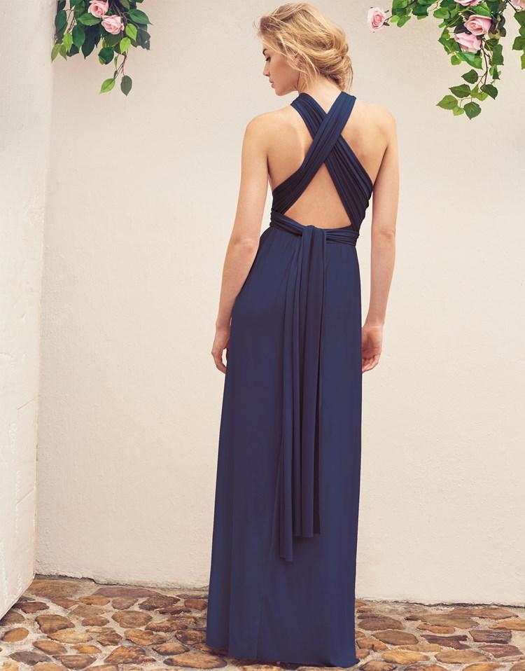 Perfecto Damas De Honor De La Marina De Vestir Imagen - Ideas para ...