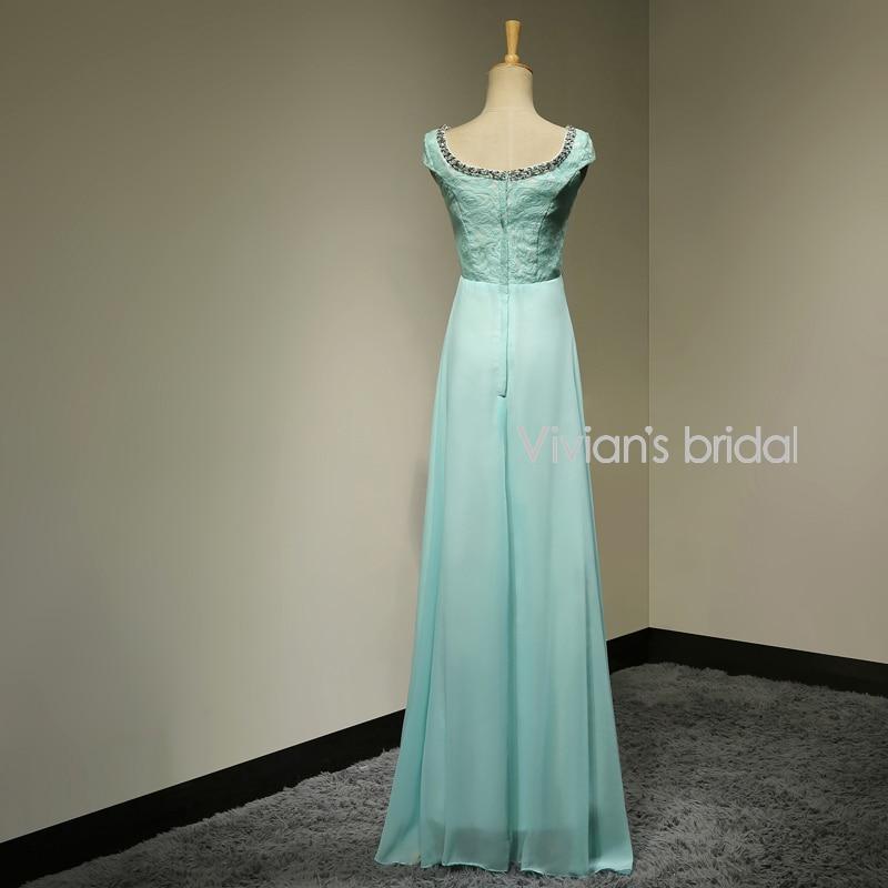 Vivian's Bridal Crystal Beads Ұзын кешкі көйлек - Ерекше жағдай киімдері - фото 3