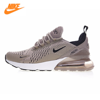 Nike Air Max 270 Men's Running Shoes ,Original Sports Outdoor Sneakers Shoes, Green Grey, Breathable AH8050 010 AH8050 030