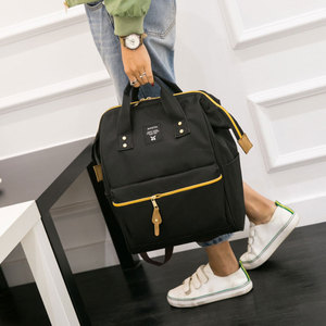 Image 3 - FANSON 女性バックパックカジュアル最高の旅行バッグ日本リングスクールバッグファッションショルダーバッグ十代の少女リュックサック Mochila Bagpack