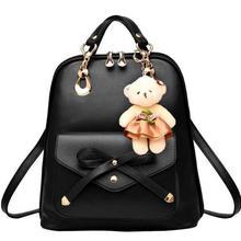 Новый рюкзак женщины большой кожаный рюкзак Mochila Sacs d'école Mochila Bolso студент рюкзак женщины рюкзак