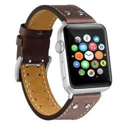 Кожаный ремешок для часов Apple Watch Band 38 мм 44 мм 40 мм 42 мм кожаный ремешок Браслеты сменные полосы для Iwatch Band 83006