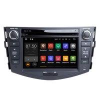 Xonrich Автомобильный мультимедийный плеер Android 8,1 для Toyota RAV4 Rav 4 2007 2008 2009 2010 2011 2012 Авторадио 2din gps навигация Wifi