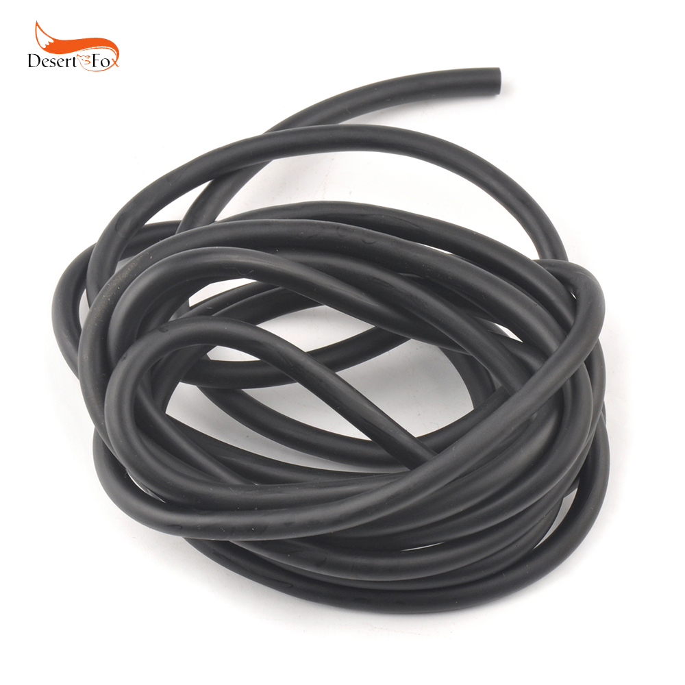 5mm Latex Slingshots Rubber Tube 5/10m Long Tubing Band For Slingshot Hunting Catapult Elastic Part Fitness Bungee Equipment