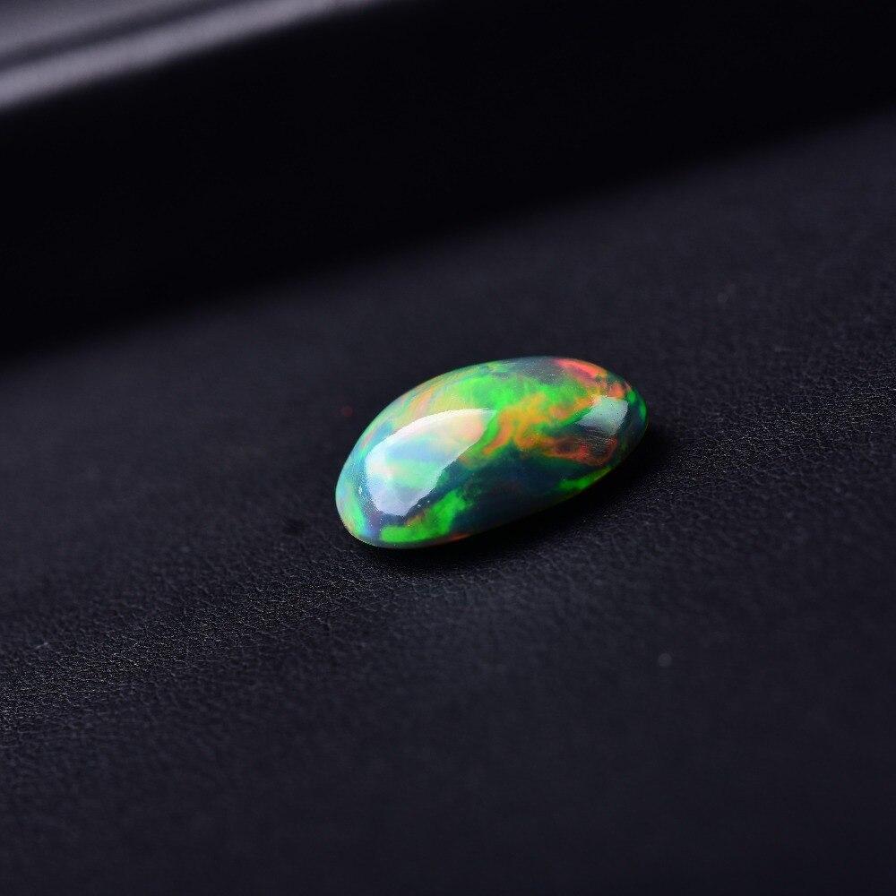 7.3ct Opel gemme brillante de qualité parfaite 17mm * 12.7mm * 7.2mm - 2