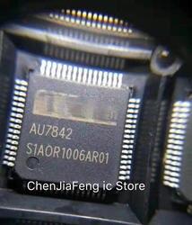 2 шт./лот новый оригинальный AU7842 QFP64