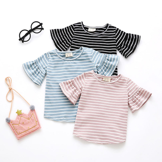 SHIRT1-KIDS White Chess Pieces Toddler//Infant Girls Short Sleeve Ruffles Shirt Tee Jersey for 2-6 Toddlers