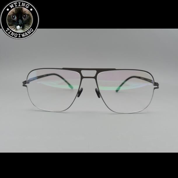 2017 brand new fashion oversize glasses big frame high quality eyeglasses frames soft light optical eyewear