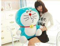 free shipping, stuffed toy Doraemon large 60cm plush toy soft toy throw pillow,birthday gift h463
