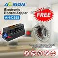 Comprar Aosion Rato de Alta Tensão Elétrica Armadilha Rato Assassino Eletrônico Do Roedor Rato Zapper (Tenho aranha repeller frete)