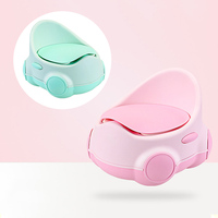 Portable Training Boy Girls Potty Children'S Toilet Baby Potty for Kids Baby Toilet Seat Cute Egg Travel Children'S Pot Toilet