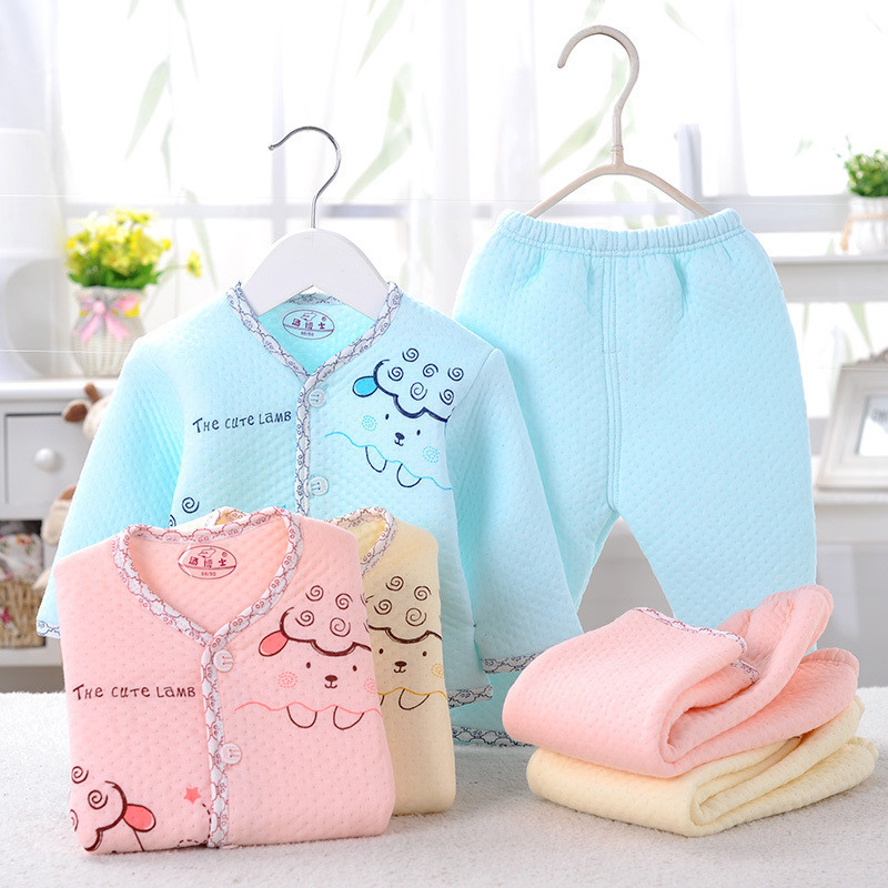 Cheapest 2015 new autumn winter baby clothing baby's set ...