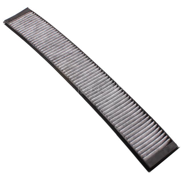 Filtro de aire de carbón activado carbón gris para BMW E36 E40 E46 325I 328I 330I 330CI M3 1999-2010 envío gratis