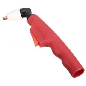 Rojo Pt-31 Lg-40 antorcha de corte por Plasma de aire cabeza cuerpo cortador de Plasma cómoda para la mano Manual de la antorcha de soldadura de herramienta