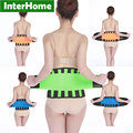 Posture Adjustable Neoprene Double Pull Lumbar Support Lower Back Belt Brace Pain Relief Band Waist for Women Men Size S/M/L/XL