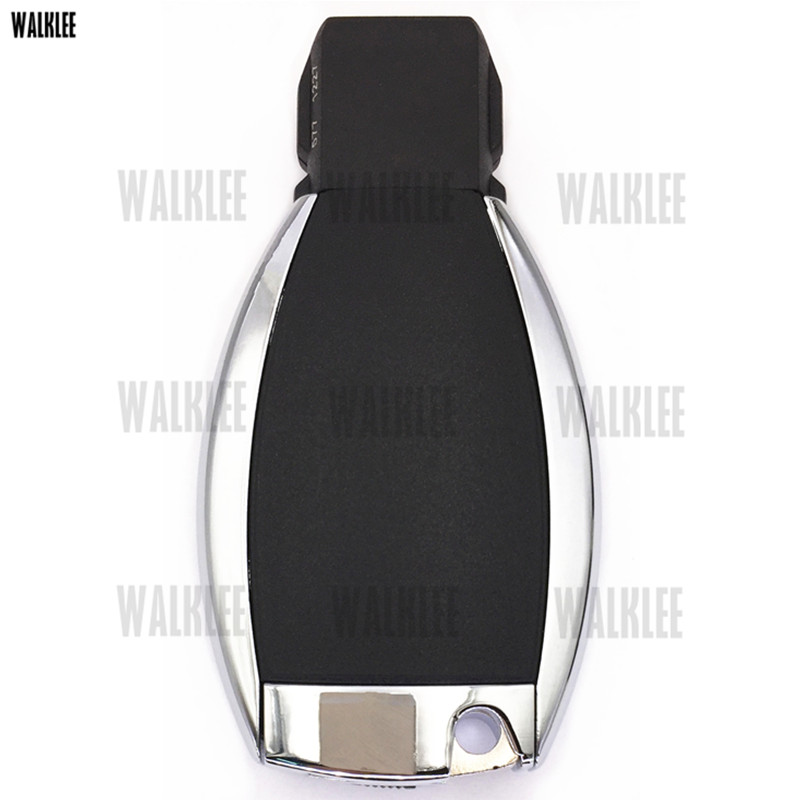 WALKLEE Auto Remote Smart Key Suit for Mercedes Benz W204 2007-2014 C180 C220 C200 C230 C250 C280 C300 C350 C320 4MATIC CDI