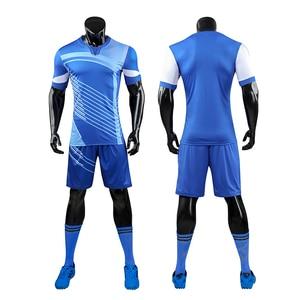 Men women soccer jersey set su