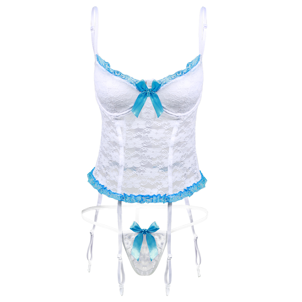 Hot Sell Sexy Lingerie Women Top Underwear Set Sexy Erotic Lingerie Lace Sleepwear Erotic Sleepwear Plus Size M L XL XXL XXXL