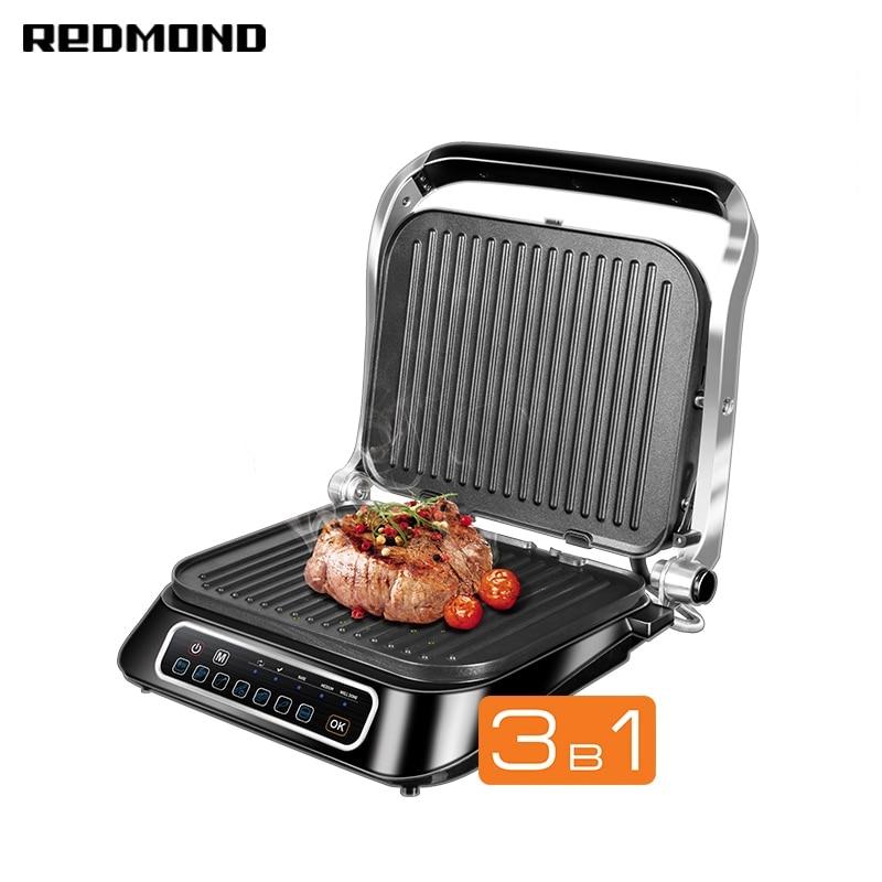 Grill SteakMaster REDMOND RGM-M807 цена и фото